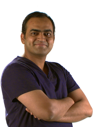 Ashesh Vyas, PT, DPT Doctor of Physical Therapy